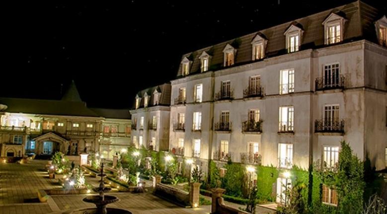 Khách sạn lý tưởng tại Bà Nà Hills